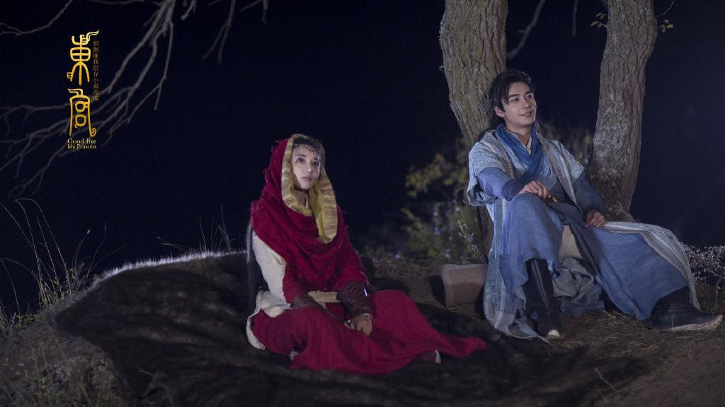 """Cảnh nhảy sông trong """"Đông Cung"""" lọt top tìm kiếm, Lý Thừa Ngân bị dân Trung chê thua xa Dạ Hoa Tam Sinh Tam Thế - Ảnh 1."""
