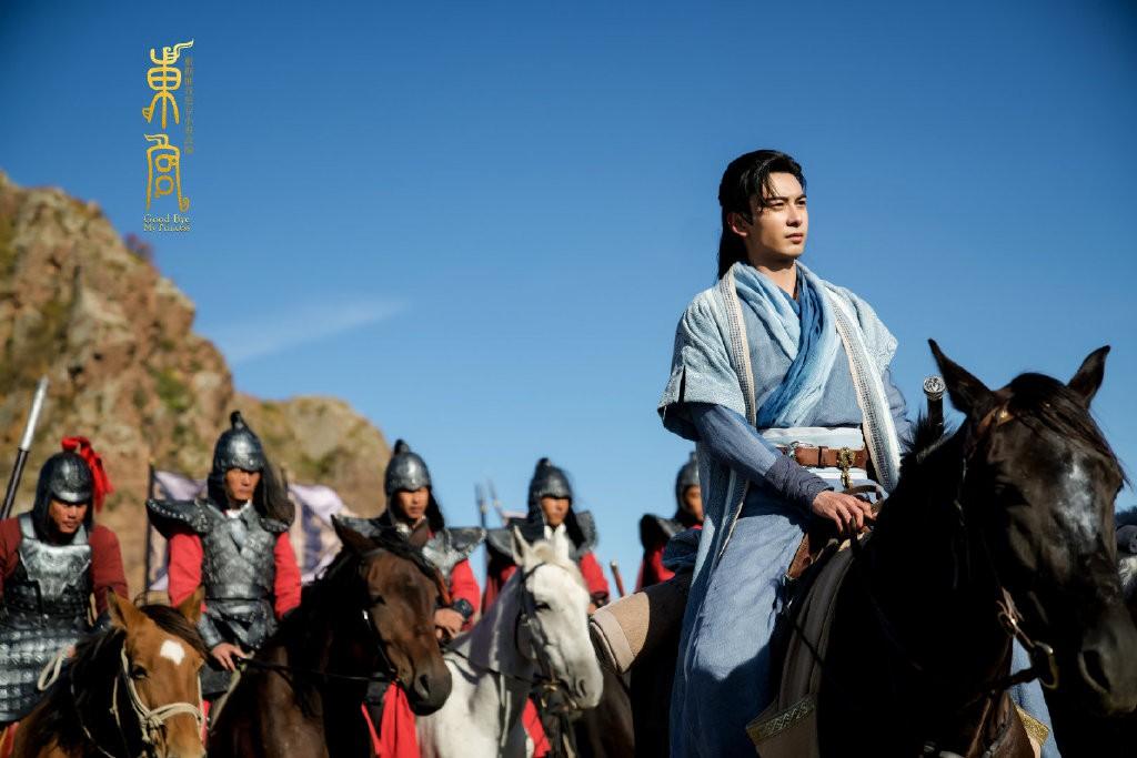 """Cảnh nhảy sông trong """"Đông Cung"""" lọt top tìm kiếm, Lý Thừa Ngân bị dân Trung chê thua xa Dạ Hoa Tam Sinh Tam Thế - Ảnh 2."""