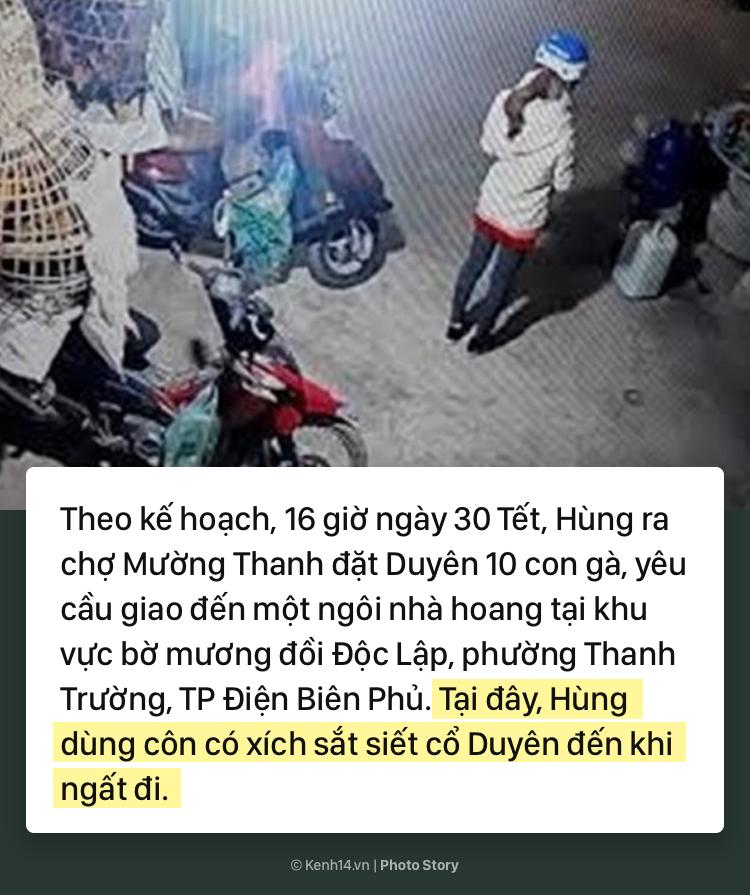 Hành trình gây án man rợ qua lời khai của 5 đối tượng nghiện ngập thay nhau hãm hiếp và sát hại nữ sinh giao gà ở Điện Biên - Ảnh 5.