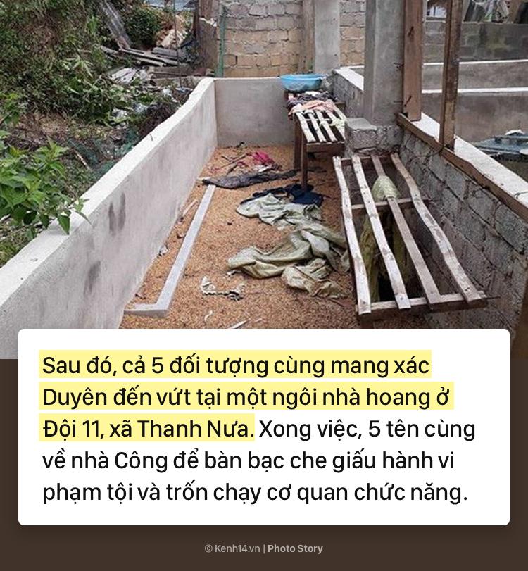 Hành trình gây án man rợ qua lời khai của 5 đối tượng nghiện ngập thay nhau hãm hiếp và sát hại nữ sinh giao gà ở Điện Biên - Ảnh 13.