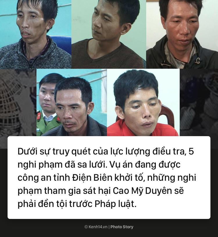 Hành trình gây án man rợ qua lời khai của 5 đối tượng nghiện ngập thay nhau hãm hiếp và sát hại nữ sinh giao gà ở Điện Biên - Ảnh 15.