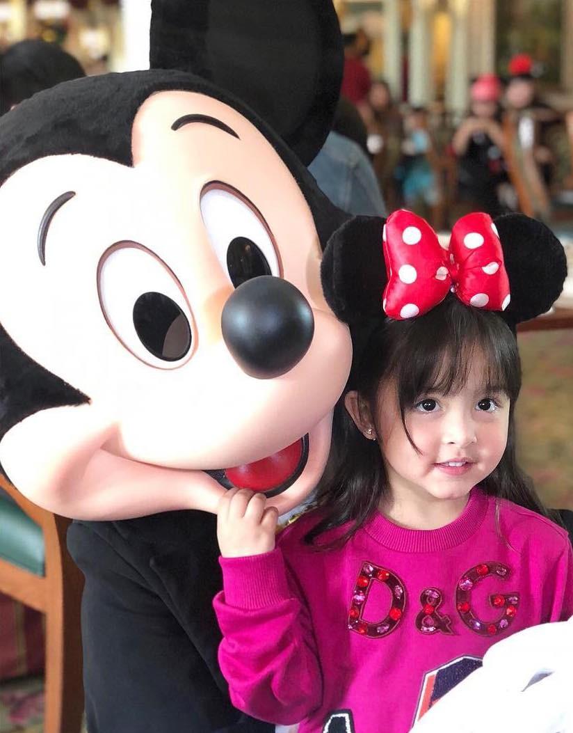 Mỹ nhân đẹp nhất Philippines mở tiệc đón con thứ 2, dân tình chỉ dán mắt vào nhan sắc cực phẩm của bé gái đầu lòng - Ảnh 8.