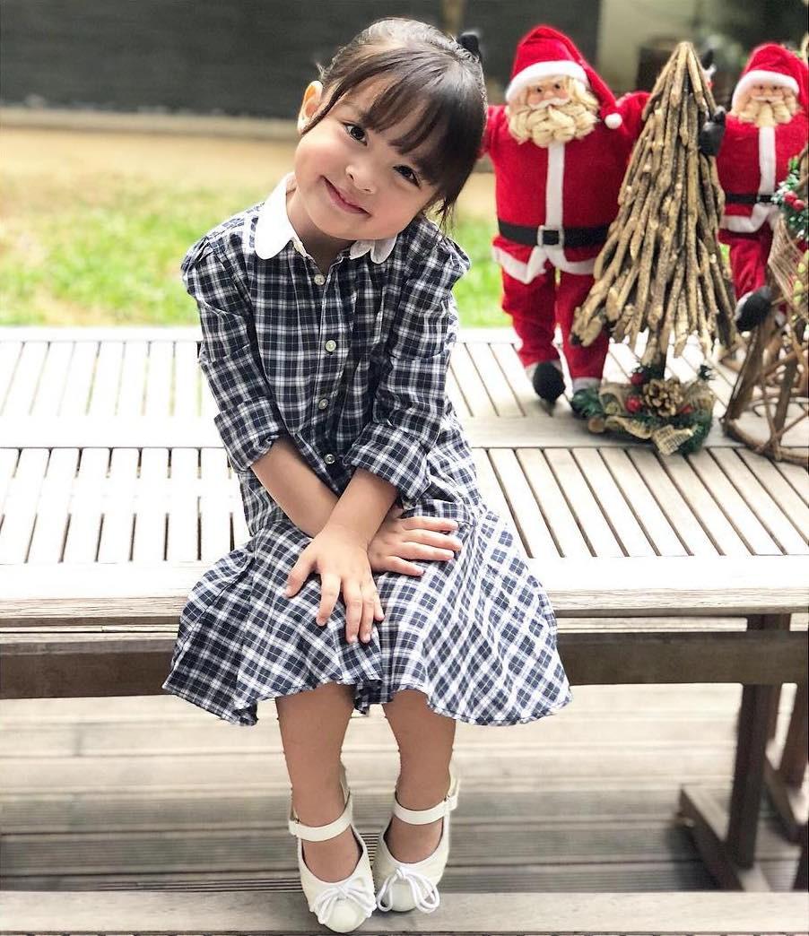 Mỹ nhân đẹp nhất Philippines mở tiệc đón con thứ 2, dân tình chỉ dán mắt vào nhan sắc cực phẩm của bé gái đầu lòng - Ảnh 9.
