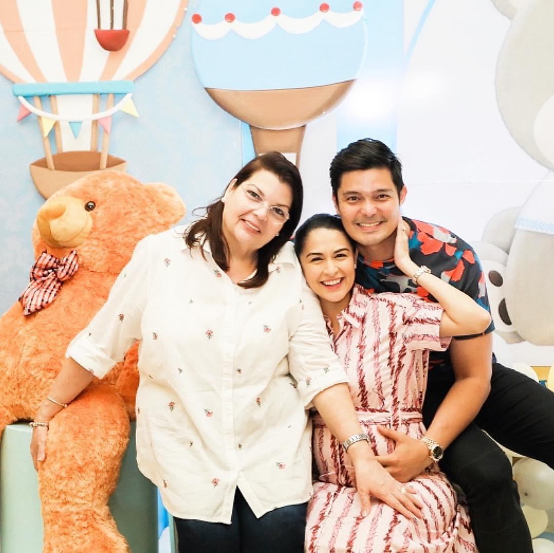 Mỹ nhân đẹp nhất Philippines mở tiệc đón con thứ 2, dân tình chỉ dán mắt vào nhan sắc cực phẩm của bé gái đầu lòng - Ảnh 1.