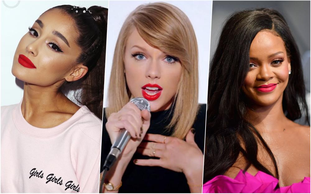 US-UK chưa bao giờ rộn ràng đến thế, dàn nữ hoàng Taylor, Rihanna, Ariana đồng loạt chuẩn bị ra lò hit mới - Ảnh 4.