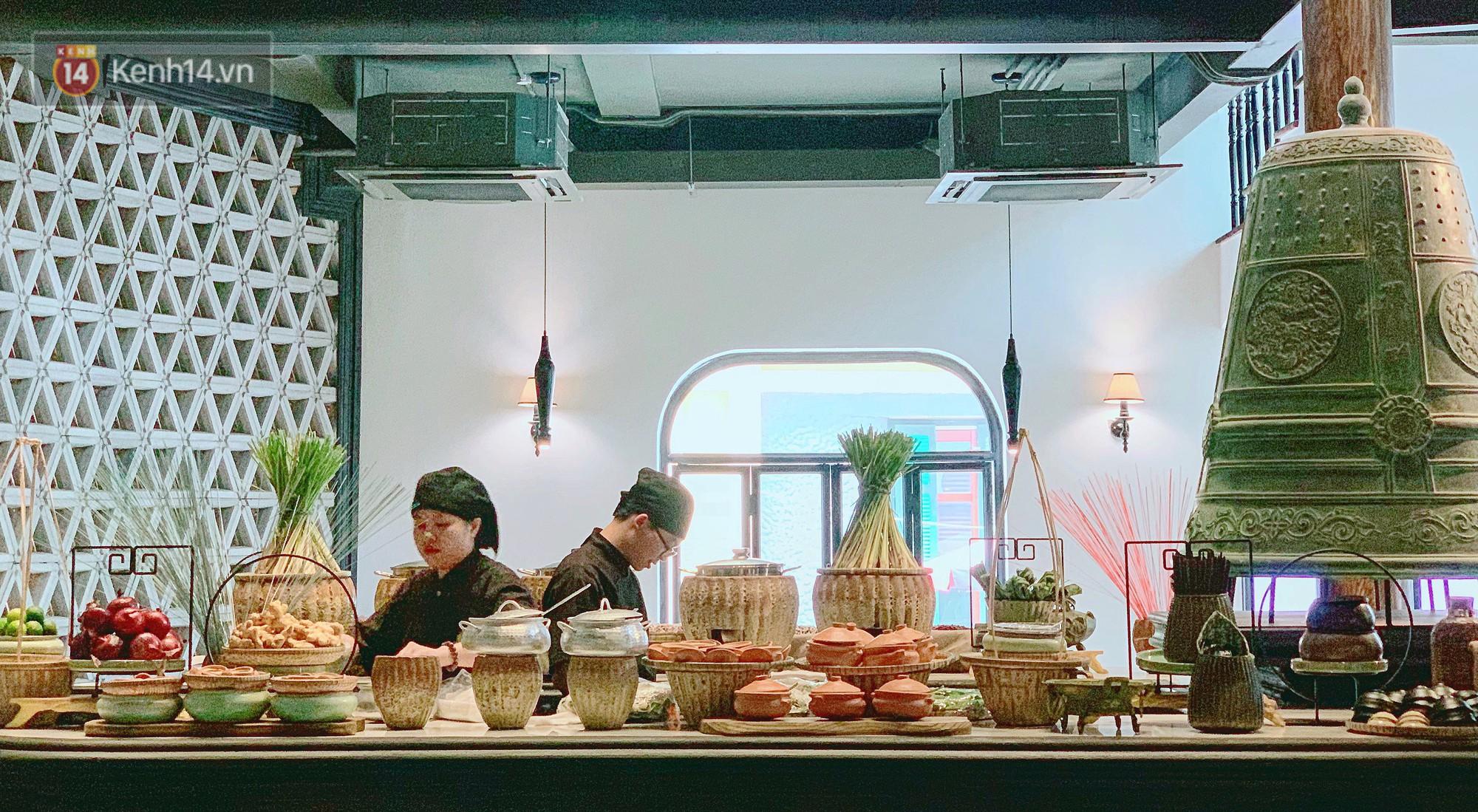 Cứ nghĩ chay là già nhưng giờ ở Hà Nội có rất nhiều quán chay mang phong cách trẻ mới lạ - Ảnh 4.