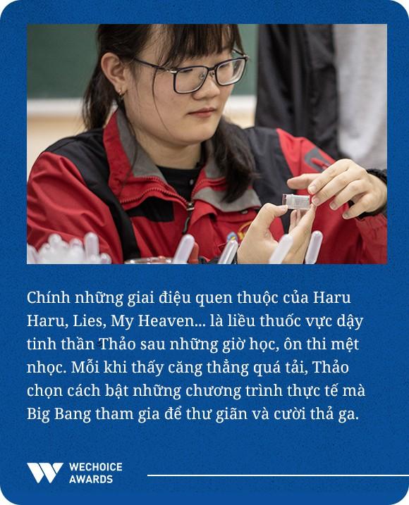 Câu chuyện của cô gái phá vỡ kỷ lục Việt Nam trên đấu trường giáo dục quốc tế: Học cho bản thân nên chưa từng có một giây hối hận - Ảnh 5.