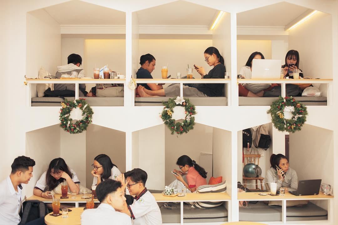 Set kèo hẹn hò Tết ngay từ bây giờ tại 4 quán cà phê ngàn góc sống ảo ở Sài Gòn - Ảnh 10.