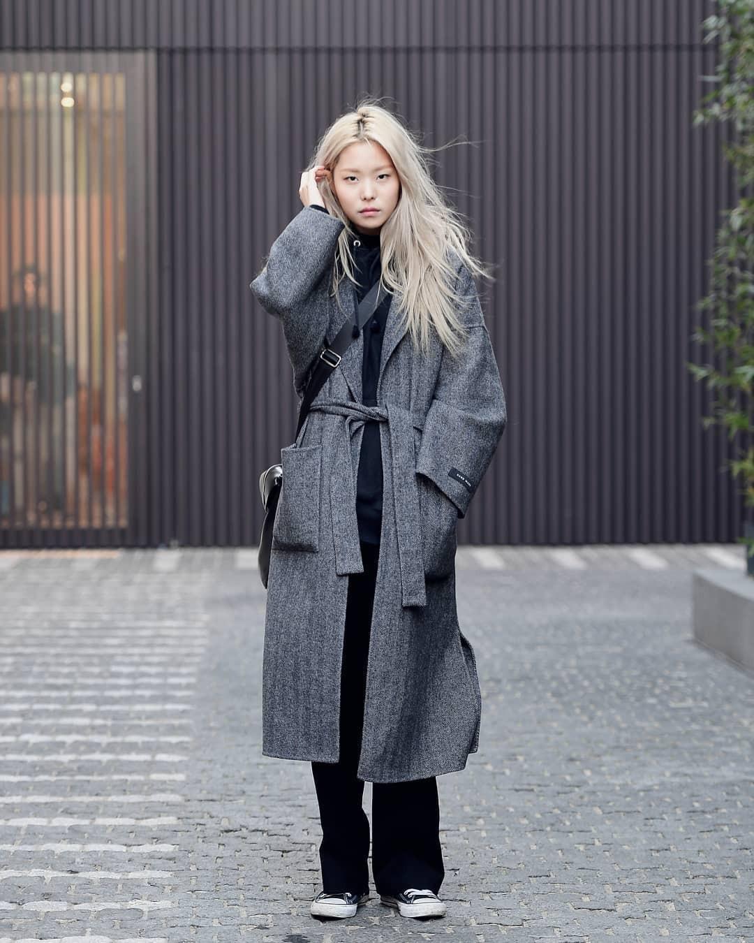 Street style giới trẻ Hàn tuần qua: nữ tính, cá tính, chất chơi chiêu nào cũng có và đều đẹp ngất ngây - Ảnh 8.