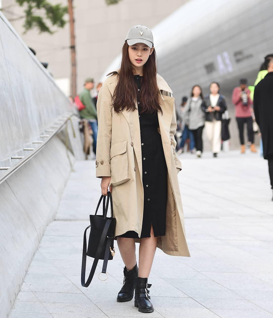 Street style giới trẻ Hàn tuần qua: nữ tính, cá tính, chất chơi chiêu nào cũng có và đều đẹp ngất ngây - Ảnh 6.