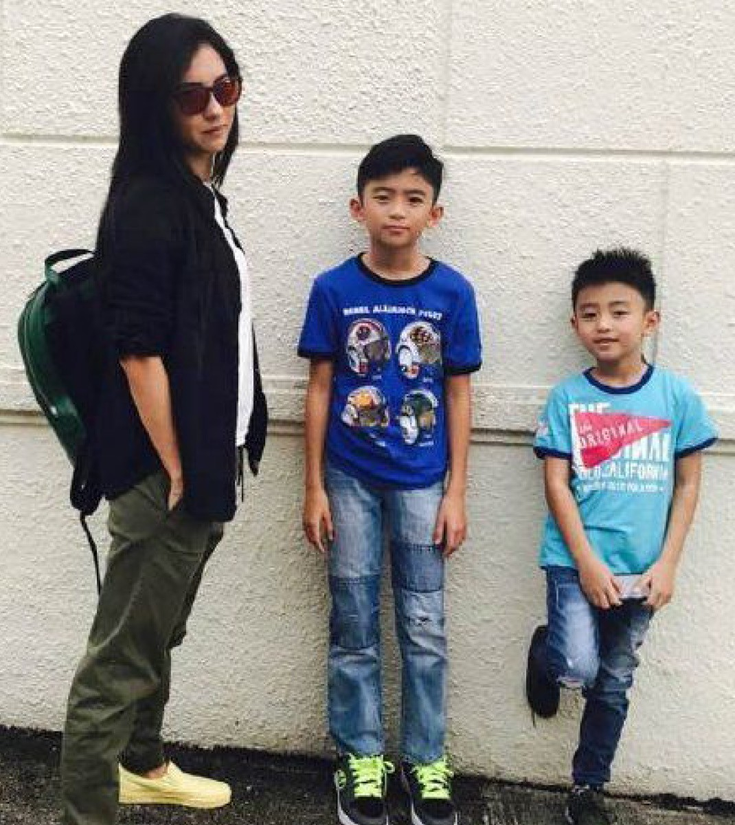Những đứa con đẹp như thiên thần của dàn sao châu Á: Không ít bé lớn lên trong hoàn cảnh gia đình tan vỡ - Ảnh 28.
