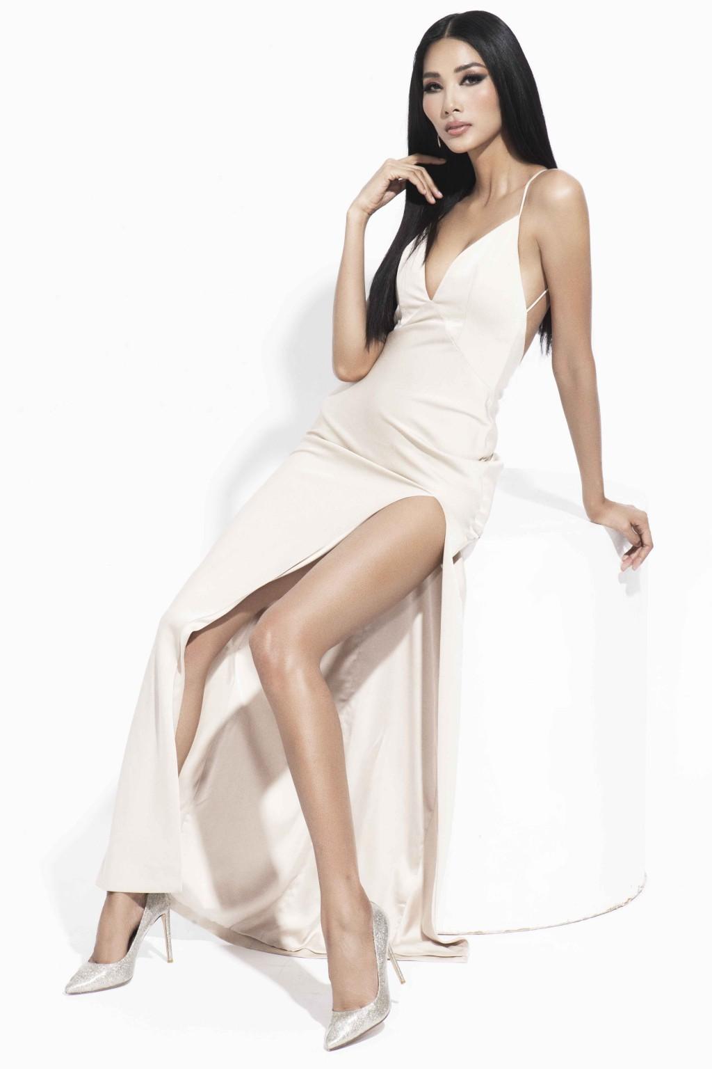 Hoàng Thùy xác nhận bằng tiếng Anh là đại diện Việt Nam tham dự Miss Universe 2019? - Ảnh 3.