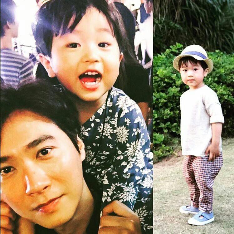 Những đứa con đẹp như thiên thần của dàn sao châu Á: Không ít bé lớn lên trong hoàn cảnh gia đình tan vỡ - Ảnh 6.