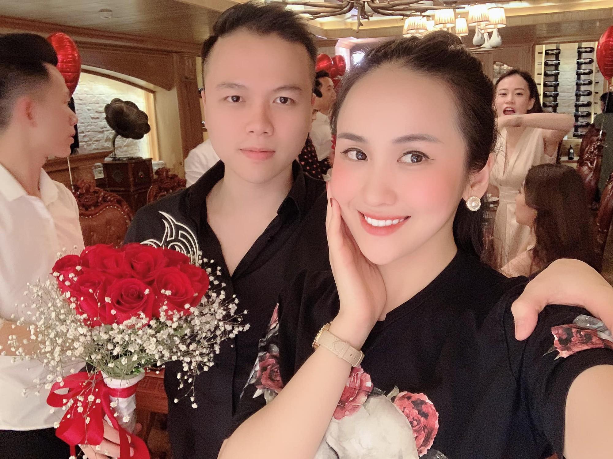 3 anh em nhà thiếu gia Hà Quang Dũng: Đã xuất sắc ngoại hình, lại còn có chuyện tình vừa sang vừa đẹp - Ảnh 12.