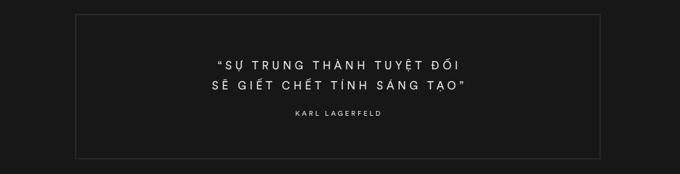 Karl Lagerfeld: 85 năm cuộc đời chỉ gắn liền với hai chữ, vài người đàn ông và một chú mèo - Ảnh 5.
