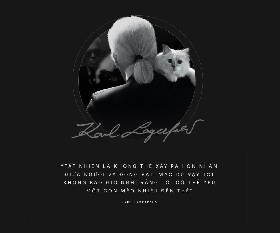 Karl Lagerfeld: 85 năm cuộc đời chỉ gắn liền với hai chữ, vài người đàn ông và một chú mèo - Ảnh 15.