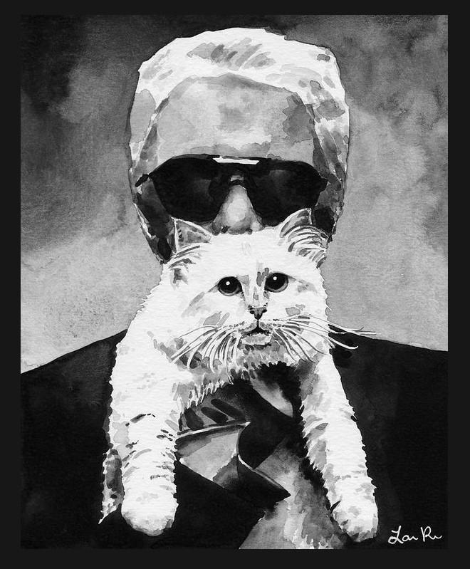 Karl Lagerfeld: 85 năm cuộc đời chỉ gắn liền với hai chữ, vài người đàn ông và một chú mèo - Ảnh 16.