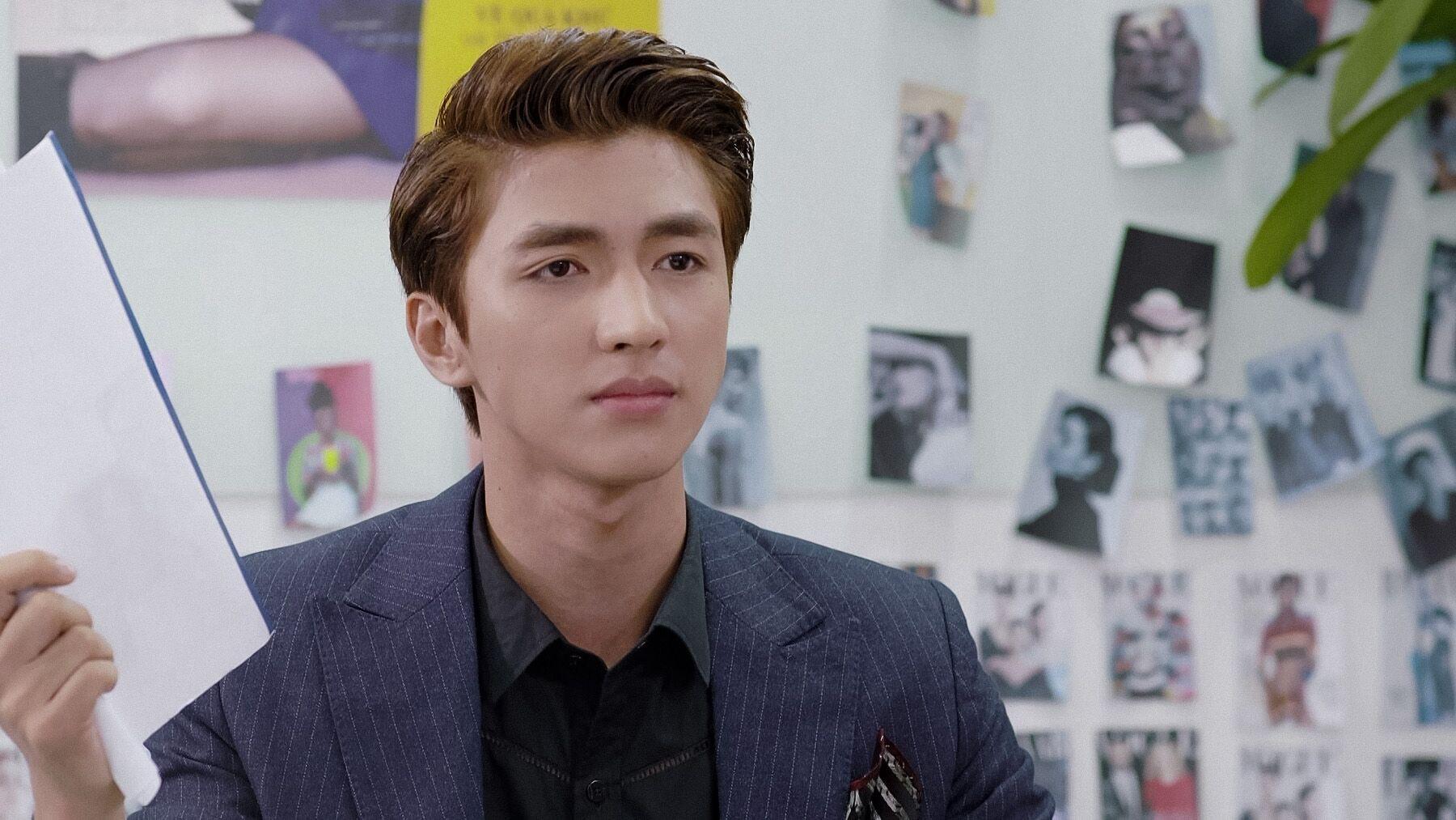 Muôn kiểu sếp siêu cấp khó nhằn trong phim Việt khiến nhân viên sợ khiếp vía - Ảnh 5.