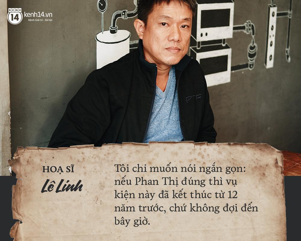 Họa sĩ Lê Linh chia sẻ sau khi thắng kiện vụ Thần đồng đất Việt: Từ khi vẽ nên Trạng Tí, tôi luôn tin cái thiện sẽ chiến thắng - Ảnh 5.