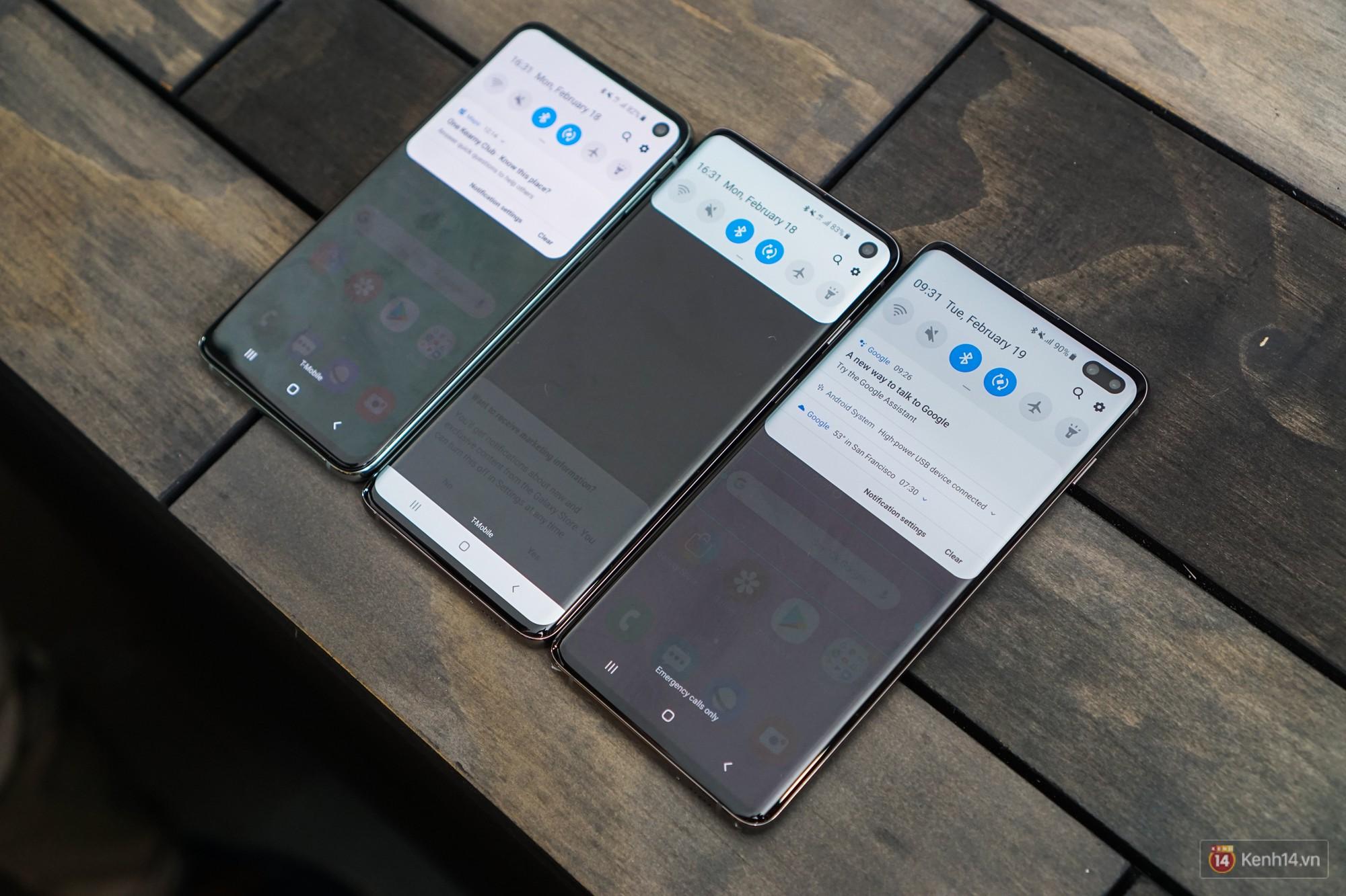 Trên tay Galaxy S10/S10+ giá từ 21 triệu: Như này không đẹp thì không biết thế nào mới được coi là đẹp - Ảnh 12.