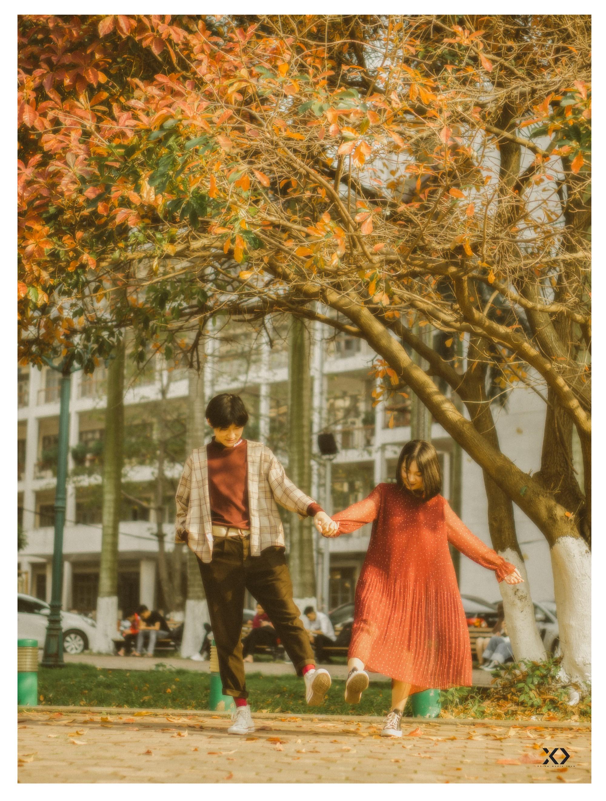 """Không ngờ có một Bách Khoa tình đến thế trong bộ ảnh của cặp đôi gái Xây dựng trai Kiến trúc - Ảnh 7. Có một Bách Khoa """"tình"""" đến thế trong bộ ảnh của cặp đôi gái Xây dựng trai Kiến trúc"""