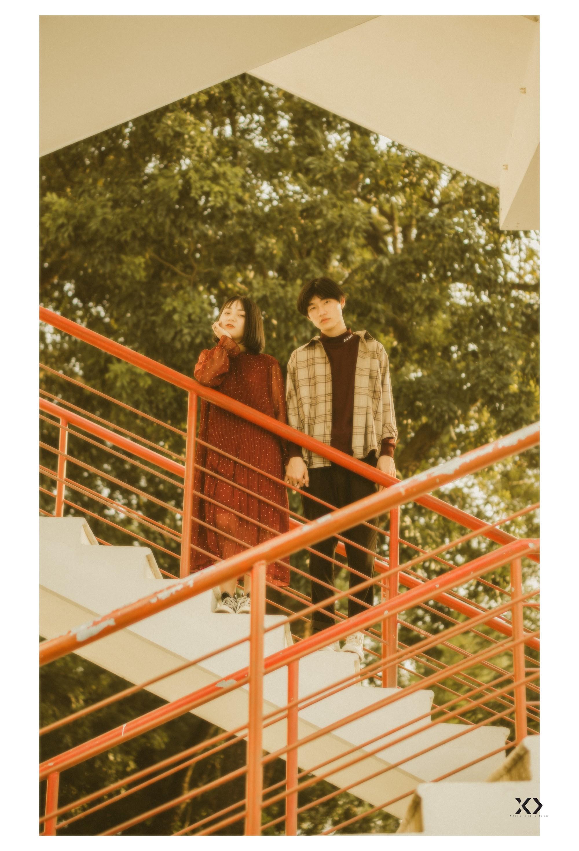 """Không ngờ có một Bách Khoa tình đến thế trong bộ ảnh của cặp đôi gái Xây dựng trai Kiến trúc - Ảnh 9. Có một Bách Khoa """"tình"""" đến thế trong bộ ảnh của cặp đôi gái Xây dựng trai Kiến trúc"""