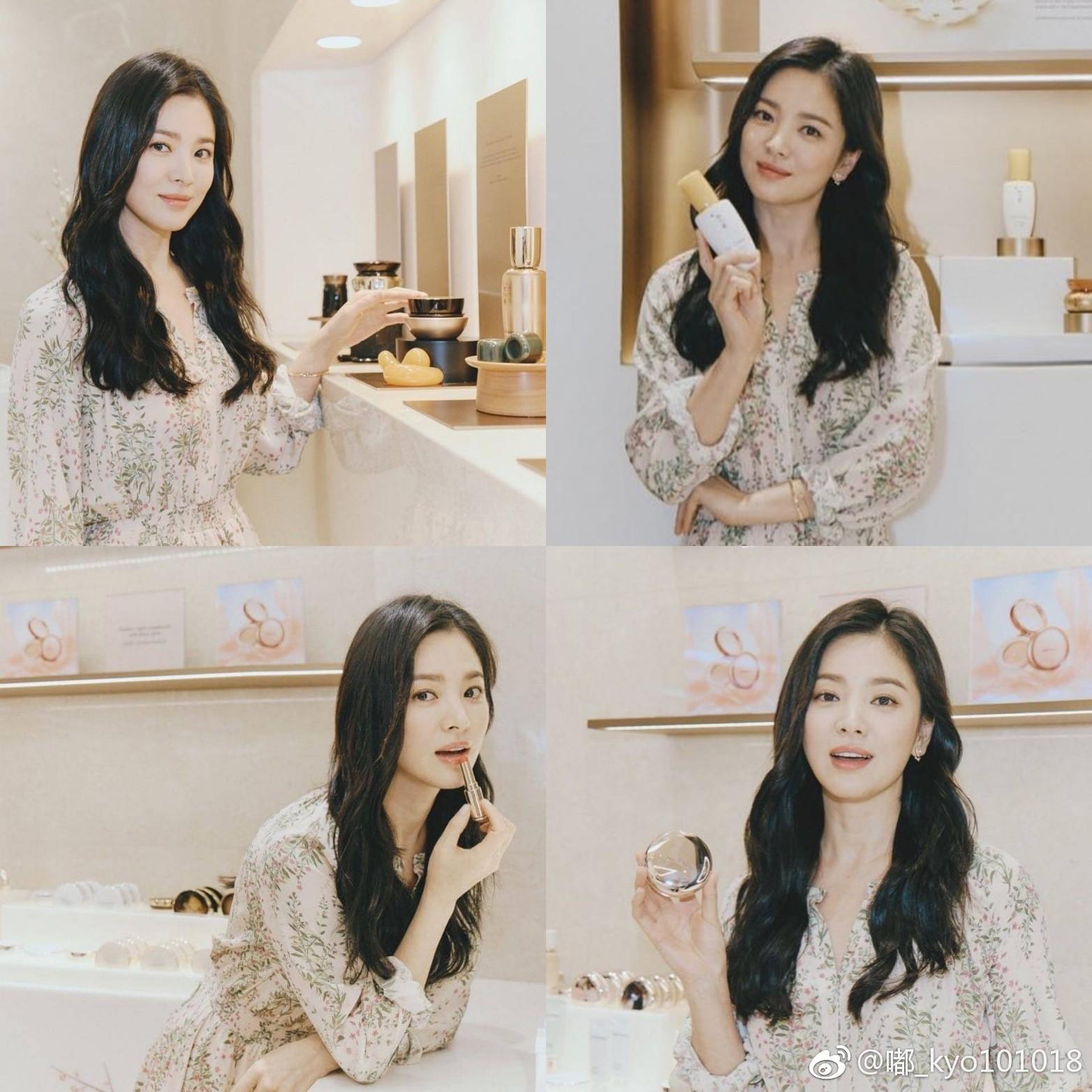 Kín đáo mà vẫn đẳng cấp đúng chuẩn minh tinh, bảo sao Song Hye Kyo cứ dự sự kiện là dân tình lại phải trầm trồ - Ảnh 1.