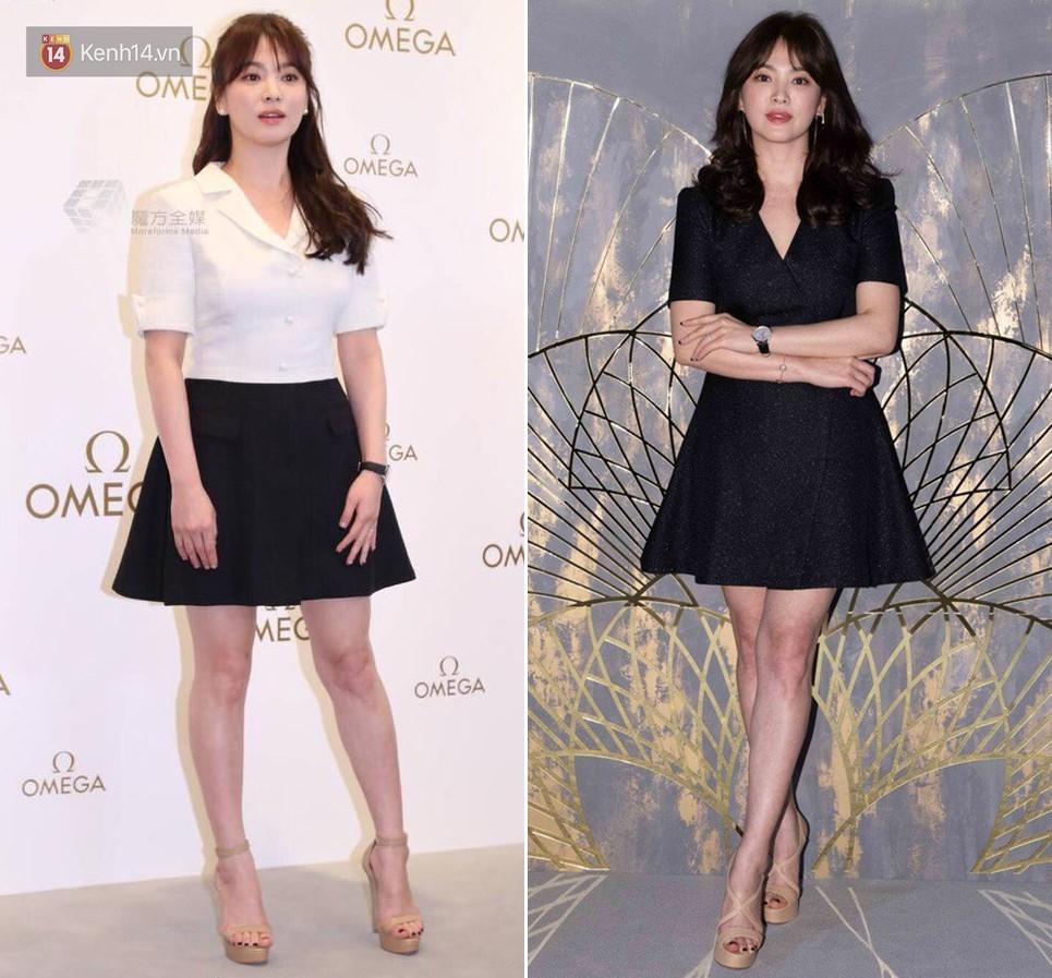 Kín đáo mà vẫn đẳng cấp đúng chuẩn minh tinh, bảo sao Song Hye Kyo cứ dự sự kiện là dân tình lại phải trầm trồ - Ảnh 8.