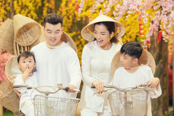 Bà xã Ưng Hoàng Phúc báo tin vui đang mang bầu lần 3 - Ảnh 2.