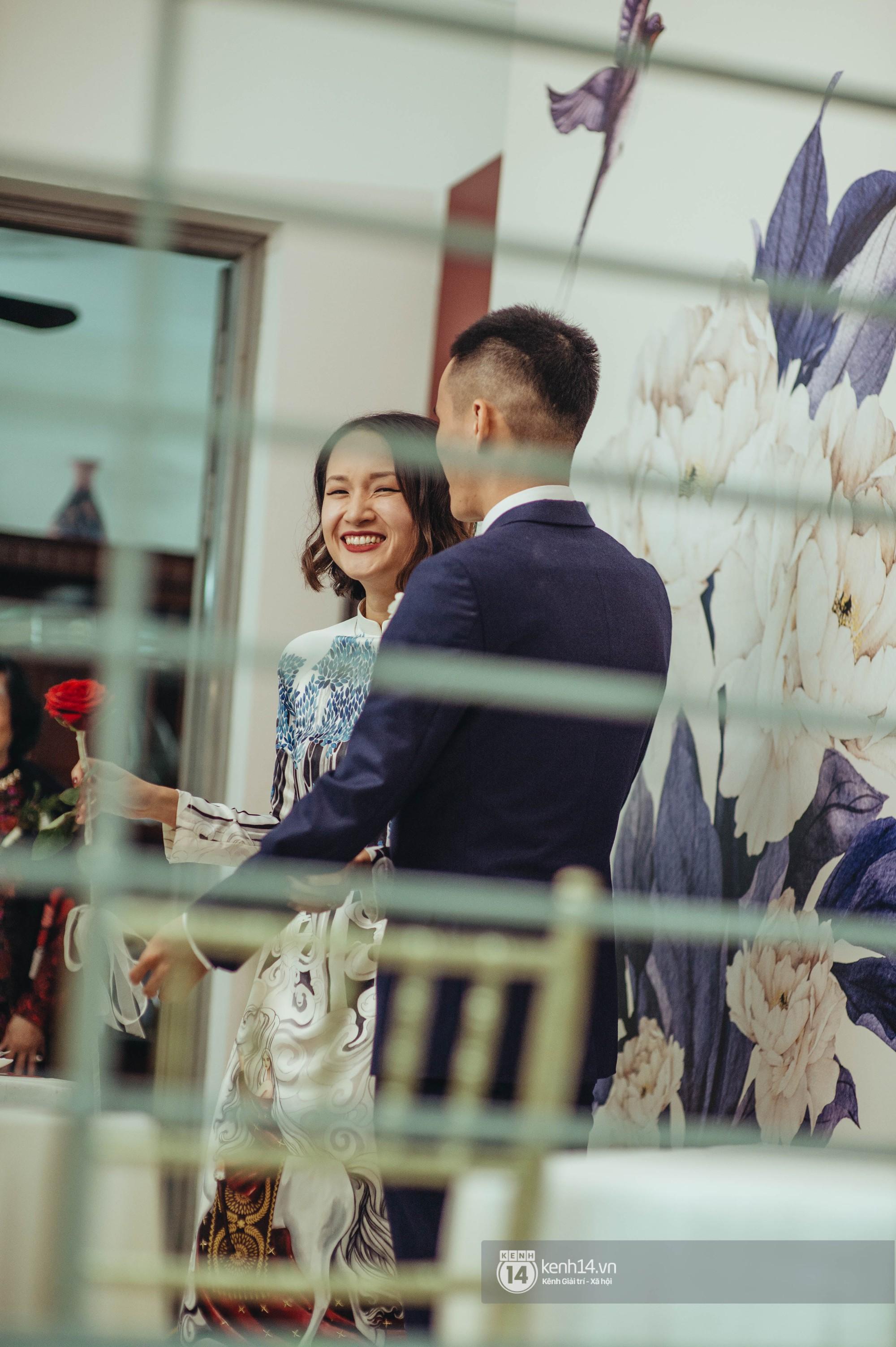 6 năm hẹn hò với bạn thân của hot Vlogger Giang Ơi khép lại bằng đám cưới giản dị nhưng đong đầy hạnh phúc - Ảnh 11.