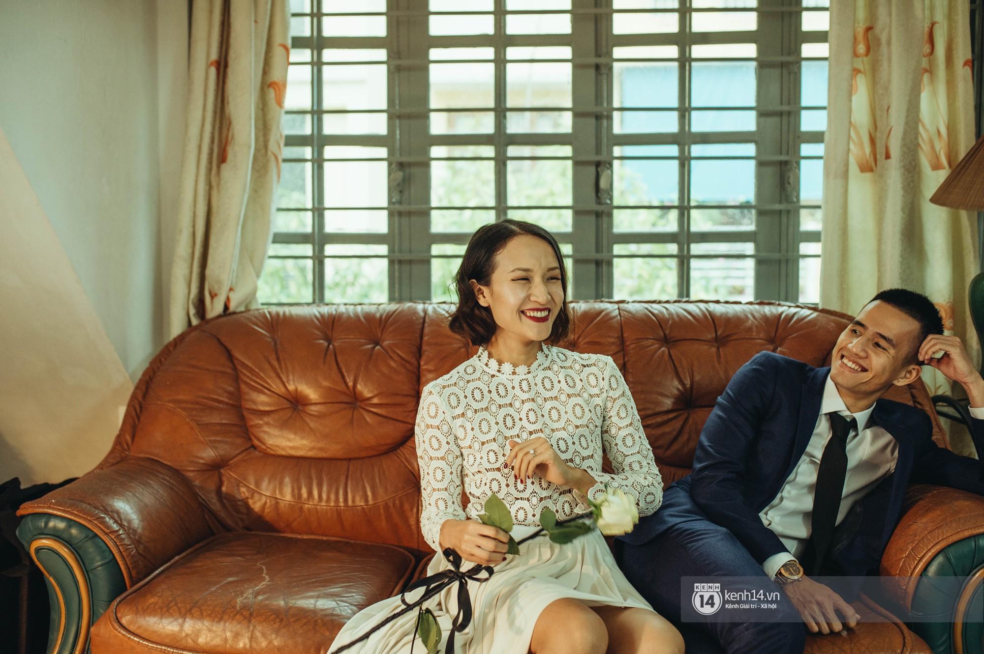 6 năm hẹn hò với bạn thân của hot Vlogger Giang Ơi khép lại bằng đám cưới giản dị nhưng đong đầy hạnh phúc - Ảnh 10.