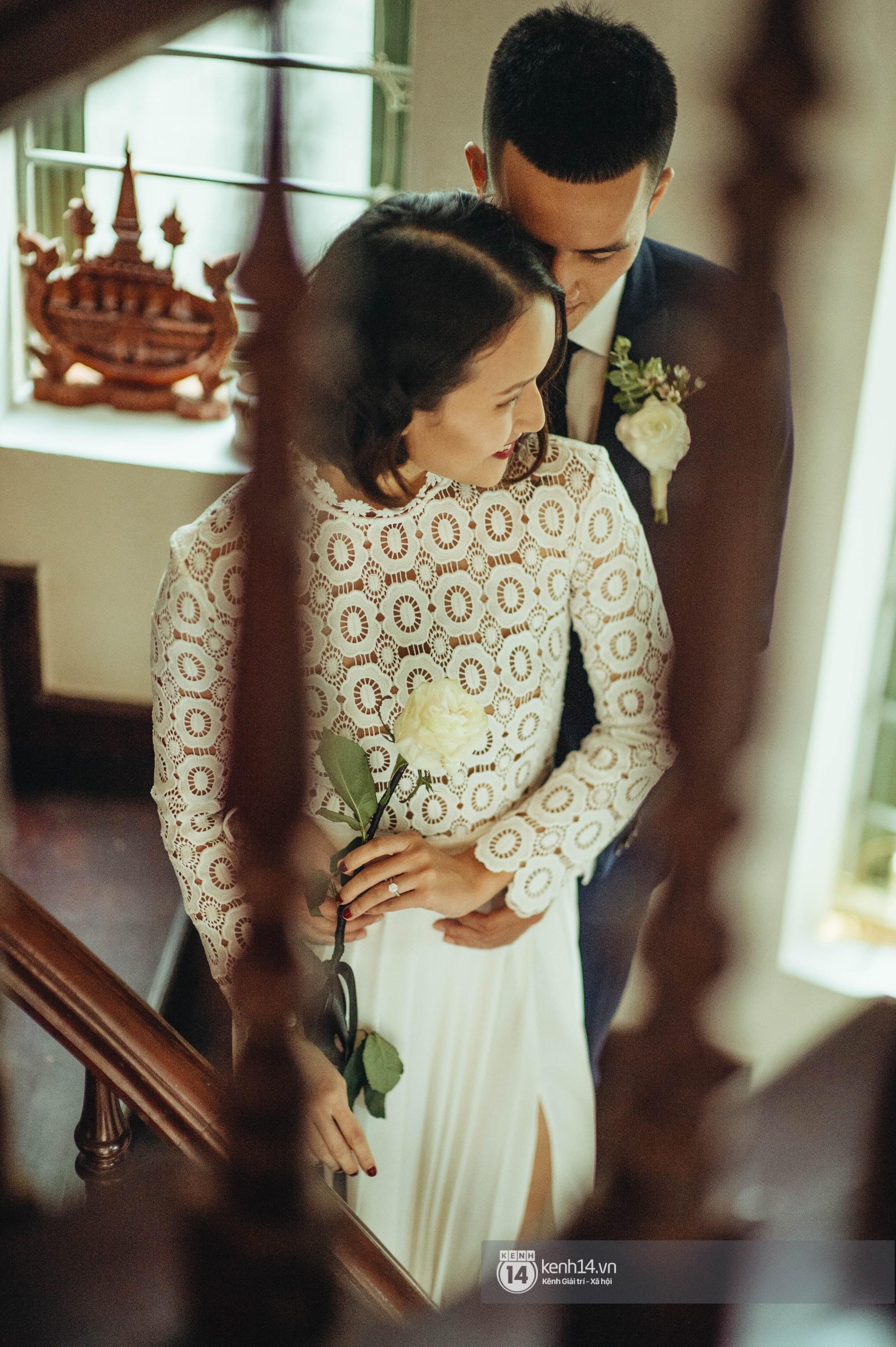 6 năm hẹn hò với bạn thân của hot Vlogger Giang Ơi khép lại bằng đám cưới giản dị nhưng đong đầy hạnh phúc - Ảnh 12.