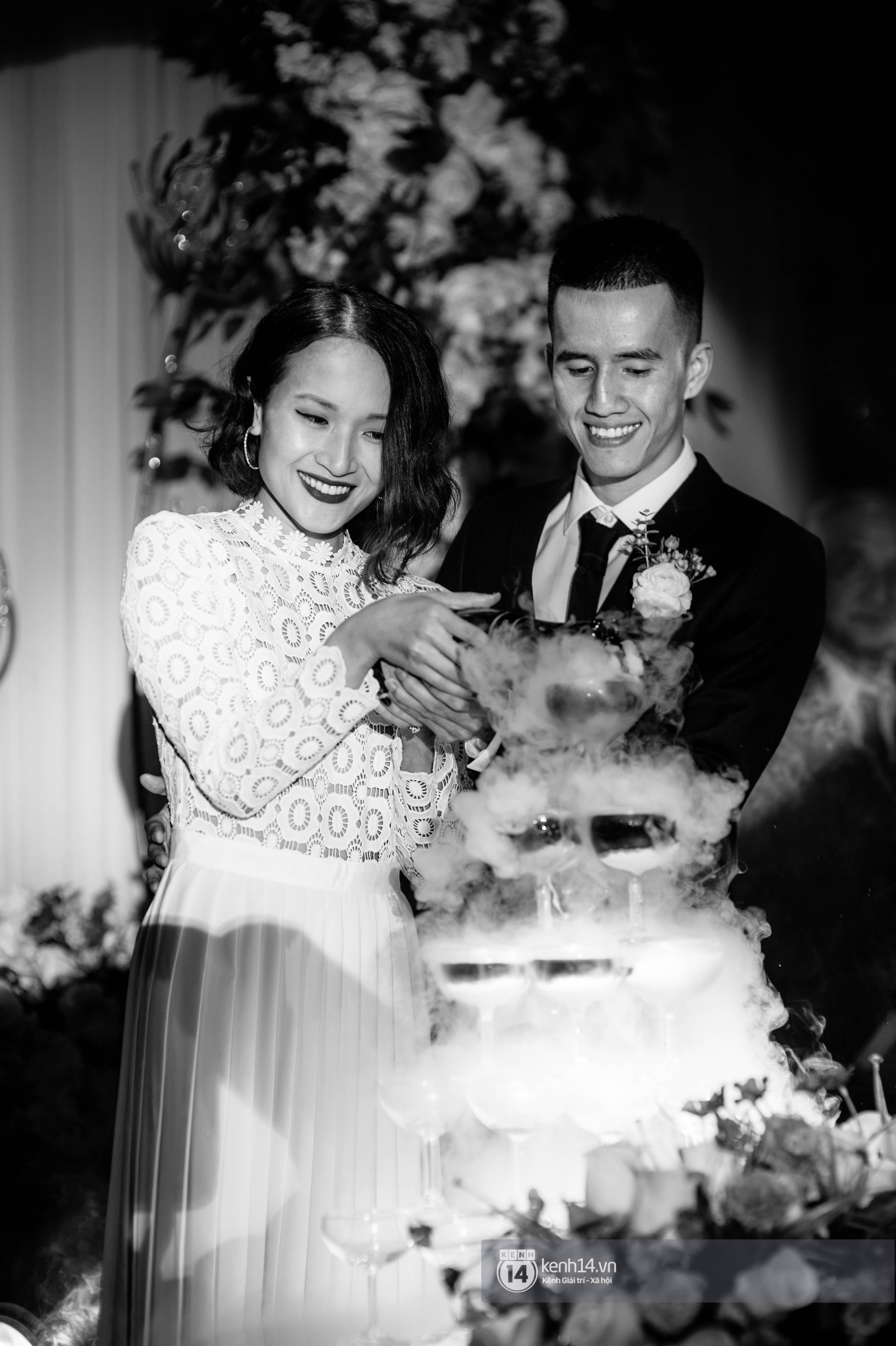 6 năm hẹn hò với bạn thân của hot Vlogger Giang Ơi khép lại bằng đám cưới giản dị nhưng đong đầy hạnh phúc - Ảnh 6.