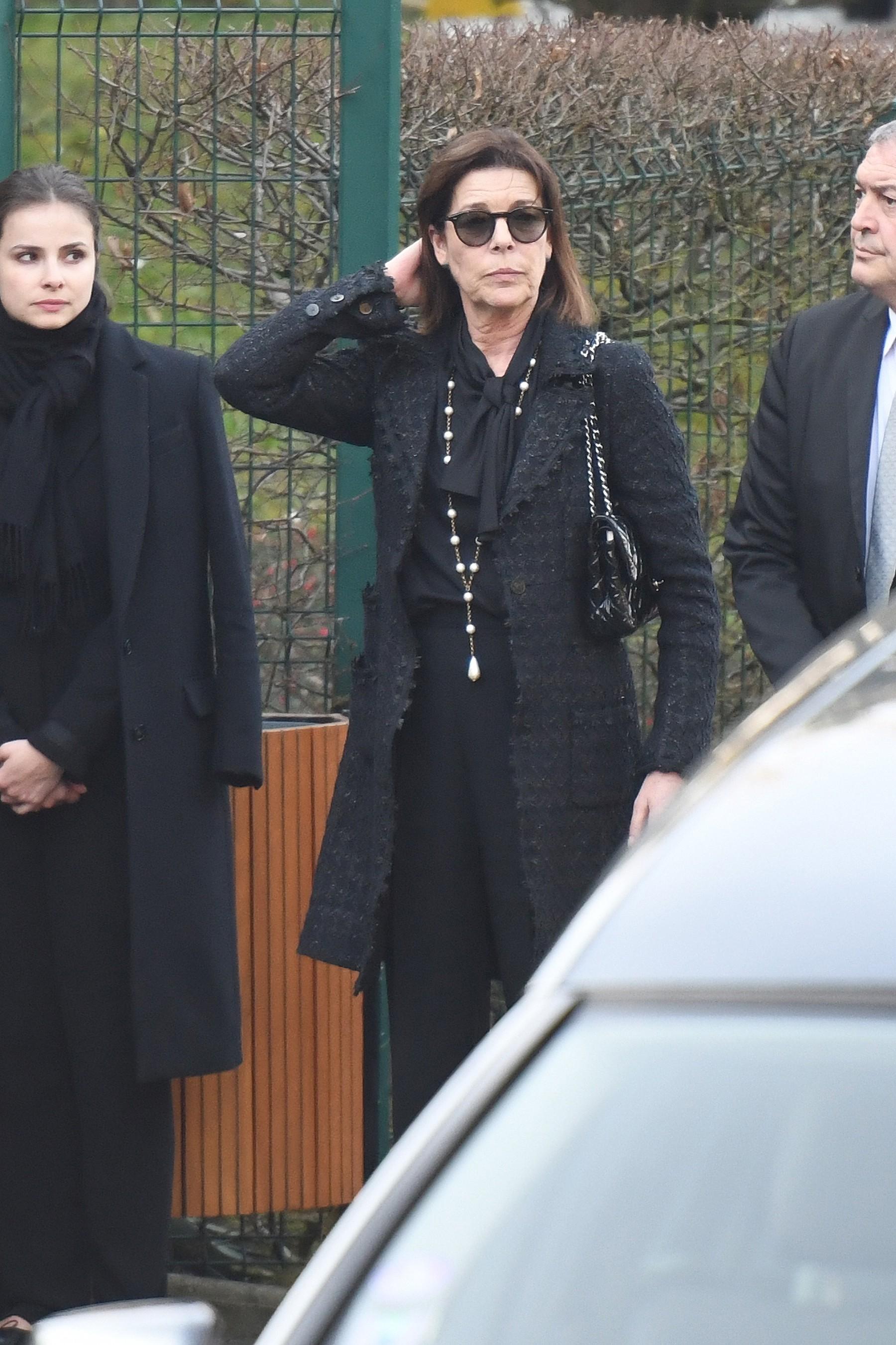 Lễ hỏa táng của huyền thoại Karl Lagerfeld: Công chúa Monaco, tổng biên tạp chí Vogue cùng dàn siêu mẫu đến tiễn đưa - Ảnh 5.