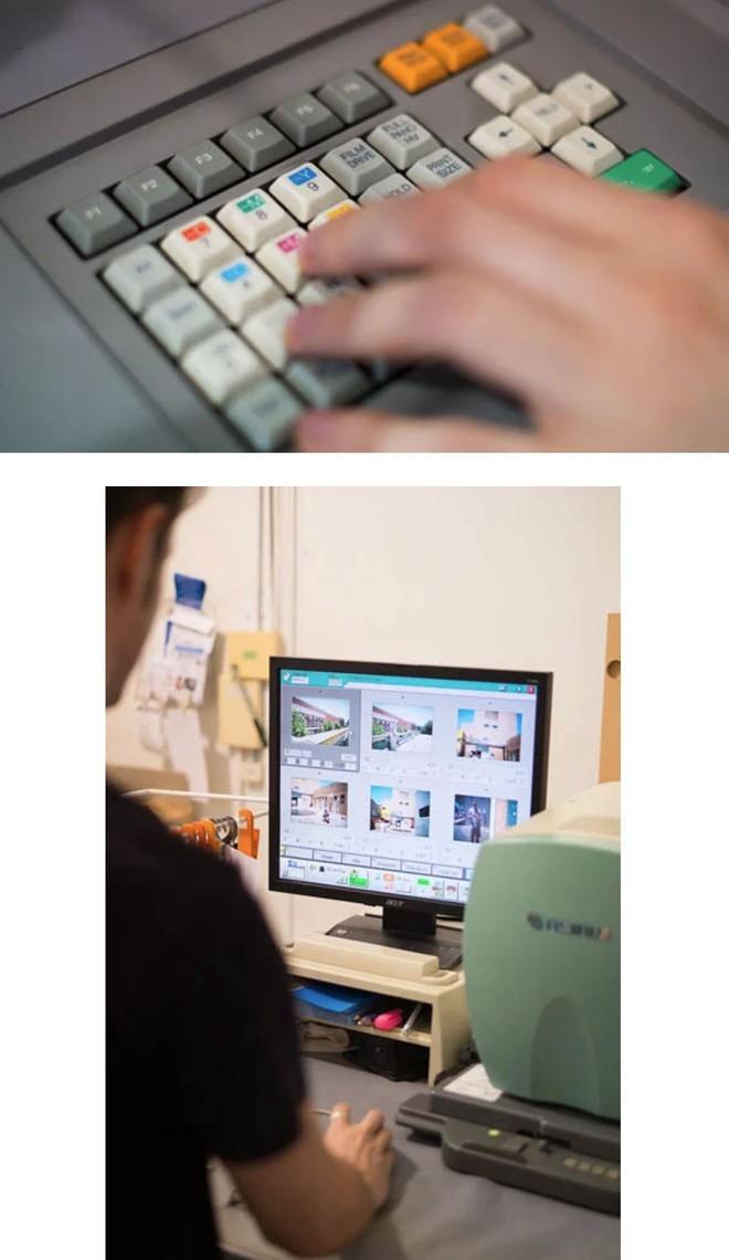 Cận cảnh quá trình tráng rửa và scan ảnh film 35mm tại các phòng lab, nhìn xong mới thấy trầm trồ - Ảnh 18.