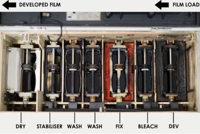 Cận cảnh quá trình tráng rửa và scan ảnh film 35mm tại các phòng lab, nhìn xong mới thấy trầm trồ - Ảnh 12.