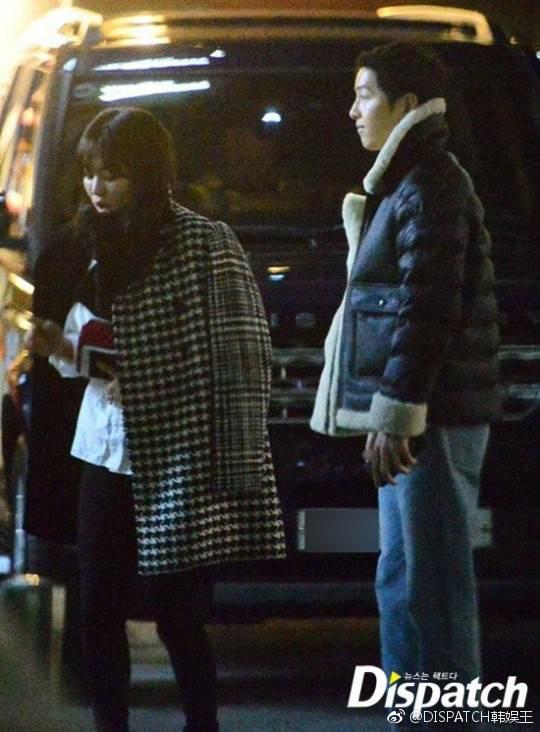 Không phải kỷ niệm ngày cưới, nhưng hôm nay lại vô cùng đặc biệt với cặp đôi Song Joong Ki và Song Hye Kyo - Ảnh 7.