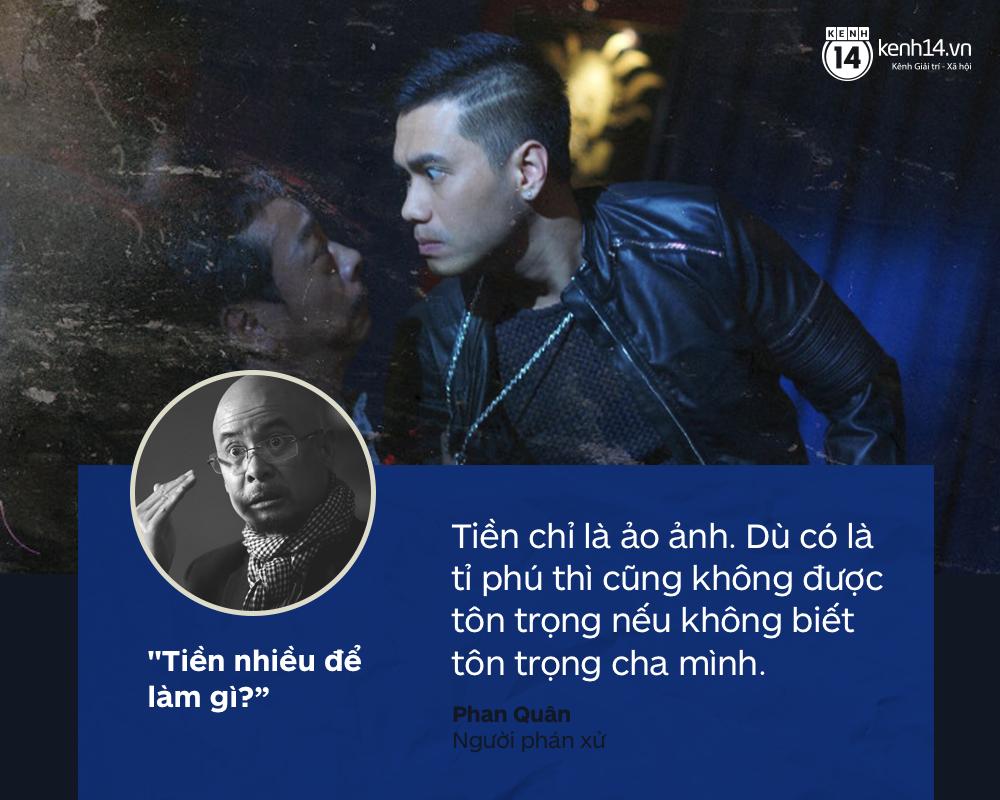Lắng nghe 5 nhân vật đình đám màn ảnh Việt trả lời câu Tiền nhiều để làm gì? từ Vua cà phê - Ảnh 2.