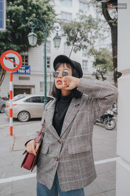 Street style 2 miền: miền Nam trẻ trung phá cách, miền Bắc dịu dàng nữ tính đậm chất Hàn Quốc - Ảnh 16.