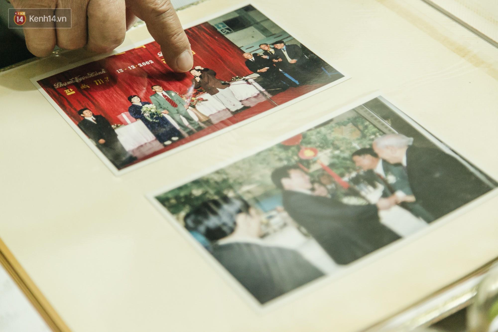 Đoạn kết đẹp của chàng sinh viên Hà Nội đem lòng yêu cô gái Triều Tiên và 30 năm xa cách tưởng như chẳng thể về bên nhau - Ảnh 11.