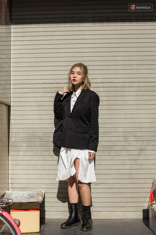Street style 2 miền: miền Nam trẻ trung phá cách, miền Bắc dịu dàng nữ tính đậm chất Hàn Quốc - Ảnh 1.