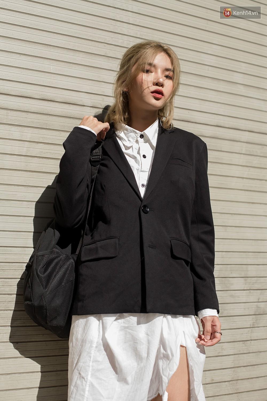 Street style 2 miền: miền Nam trẻ trung phá cách, miền Bắc dịu dàng nữ tính đậm chất Hàn Quốc - Ảnh 2.