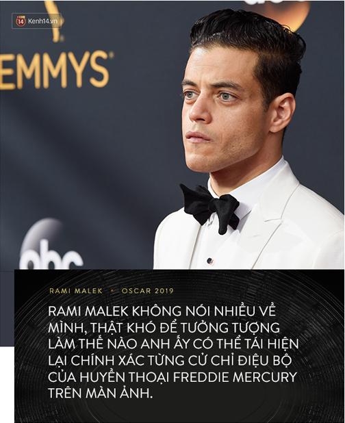 Rami Malek: Một gã vô danh có cả thế giới - Ảnh 9.