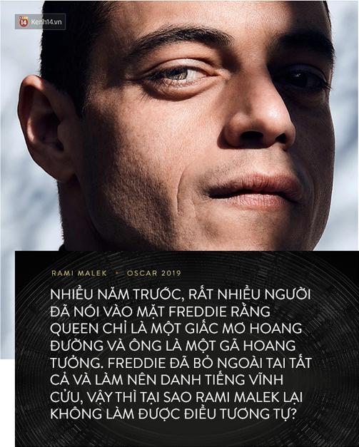 Rami Malek: Một gã vô danh có cả thế giới - Ảnh 10.