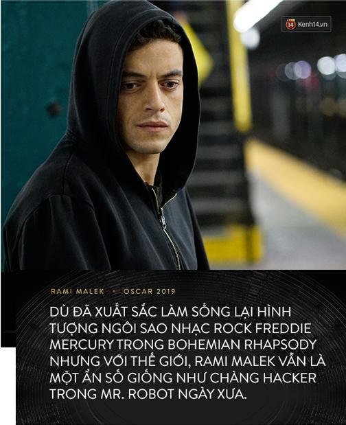 Rami Malek: Một gã vô danh có cả thế giới - Ảnh 3.