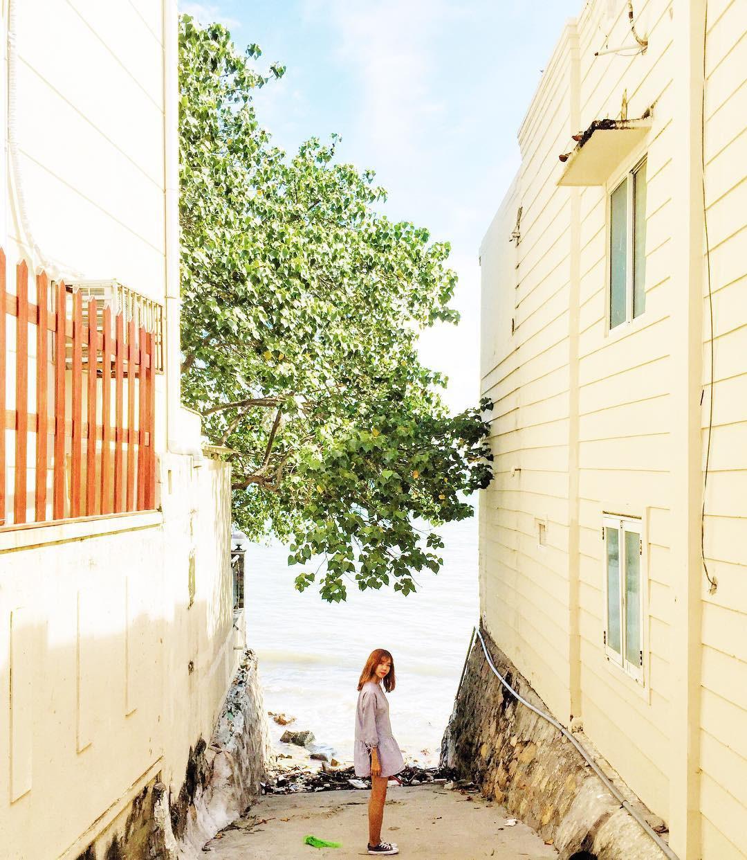 Con hẻm sống ảo tại Vũng Tàu đang là địa điểm được giới trẻ check-in rần rần trên Instagram - Ảnh 5.