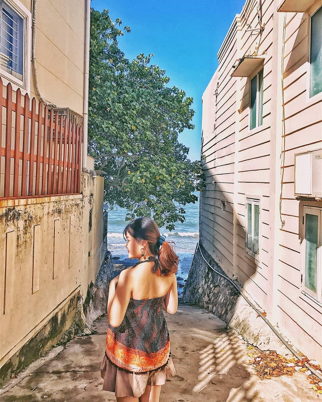 Con hẻm sống ảo tại Vũng Tàu đang là địa điểm được giới trẻ check-in rần rần trên Instagram - Ảnh 4.