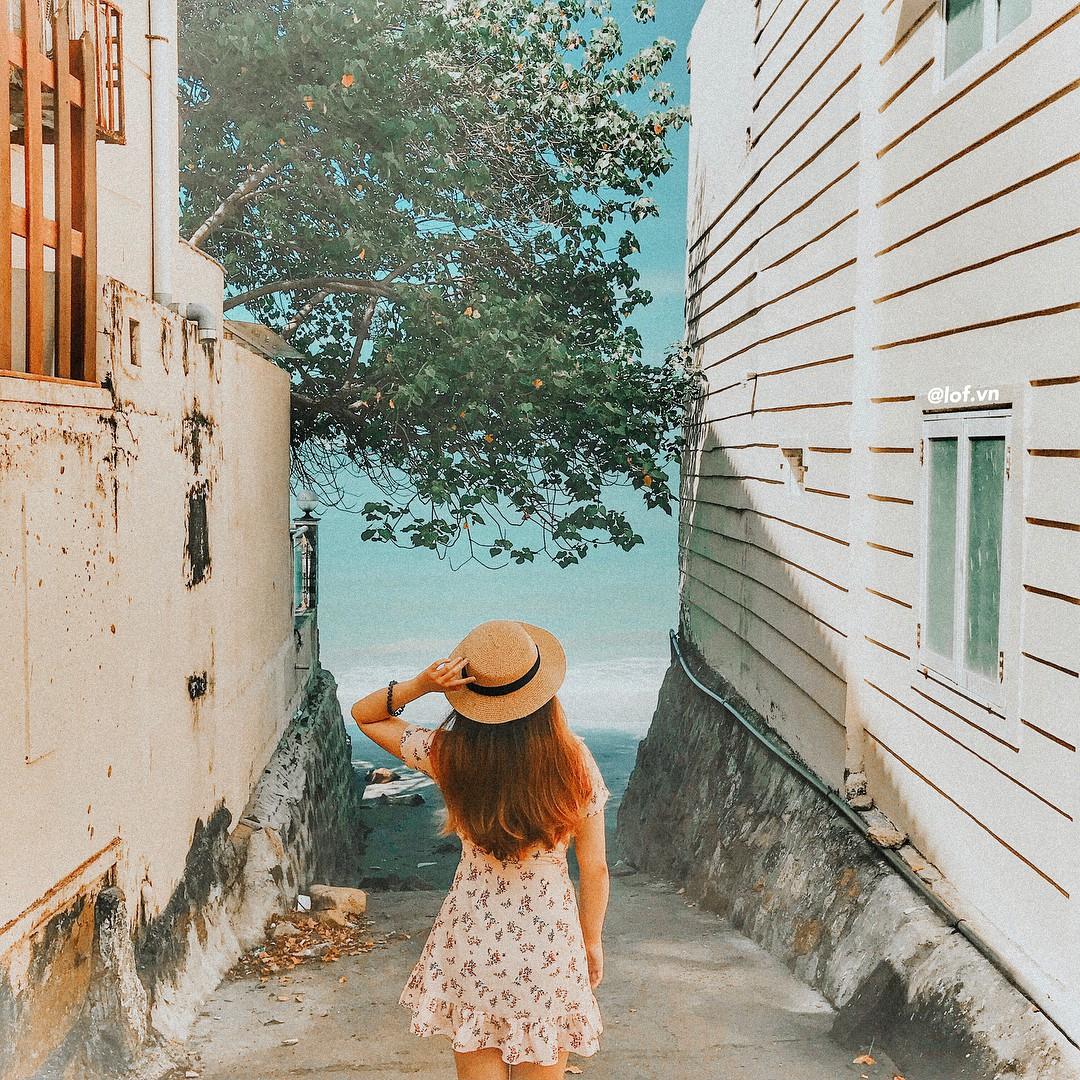 Con hẻm sống ảo tại Vũng Tàu đang là địa điểm được giới trẻ check-in rần rần trên Instagram - Ảnh 10.