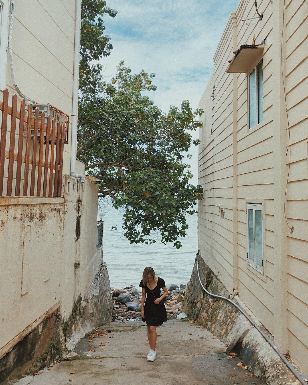 Con hẻm sống ảo tại Vũng Tàu đang là địa điểm được giới trẻ check-in rần rần trên Instagram - Ảnh 8.