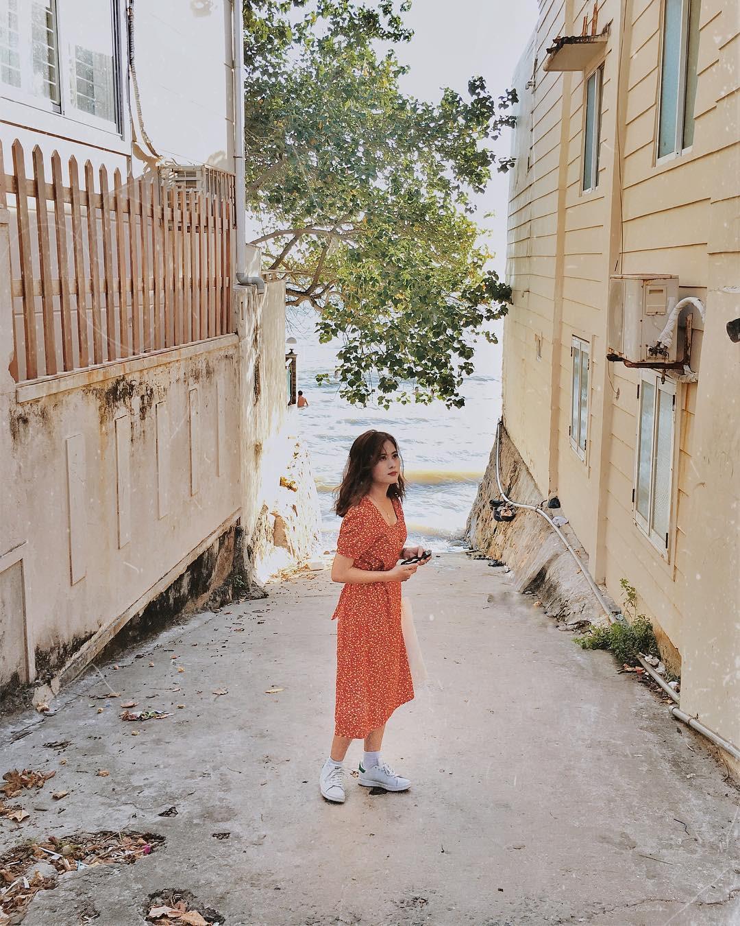 Con hẻm sống ảo tại Vũng Tàu đang là địa điểm được giới trẻ check-in rần rần trên Instagram - Ảnh 7.